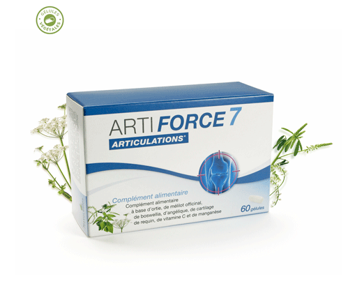 Artiforce-7 Natur'édéa