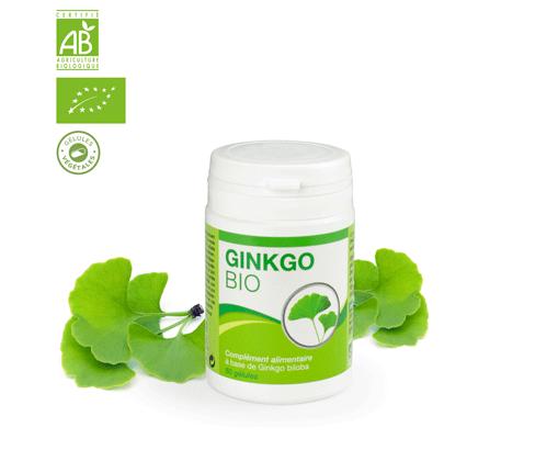 Ginkgo-Bio Natur'édéa